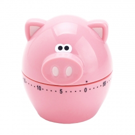 Oink Oink Mechanical 60 Minute Timer