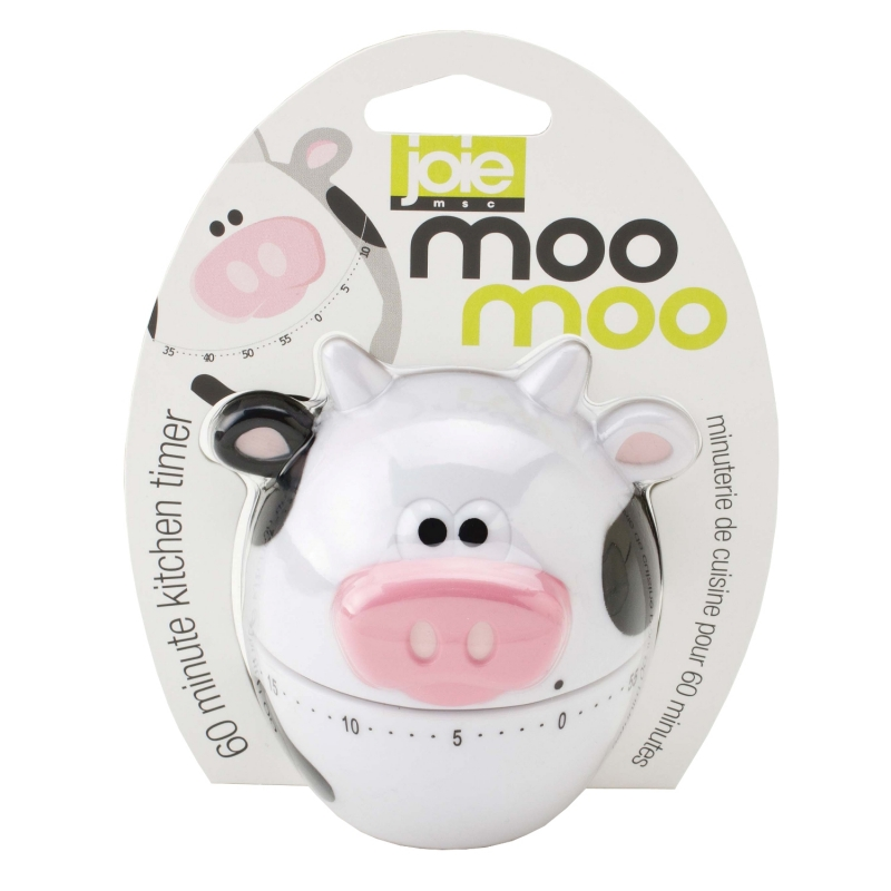 Joie Kitchen: Joie Moo Moo Mechanical 60 Minute Timer