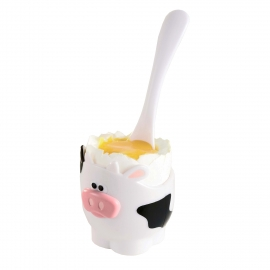 Joie Moo Moo Egg Cup & Spoon