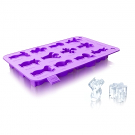 Vacu Vin Party People Ice Cube Tray