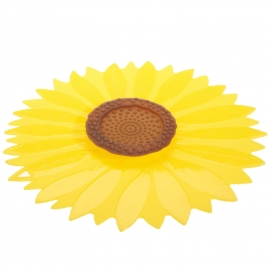 Charles Viancin Silicone Sunflower Lid