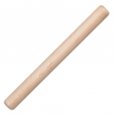 "49cm / 20"" Rock Maple Bakers Rolling Pin"