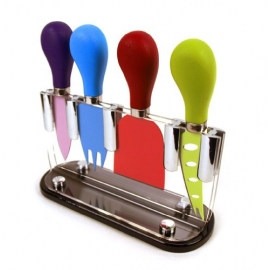 Taylor's Eye Witness Cheese Knife Set