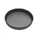 Master Class Non-Stick Loose Base Fluted Quiche Tin