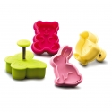 Kilo Animals Biscuit Cutter Set