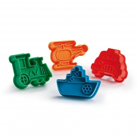 Kilo Transport Biscuit Cutter Set