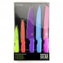 Taylor's Eye Witness 5 Piece Coloured Knife Set