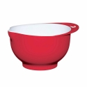 Colourworks Melamine Two Tone Mixing Bowl - 3 Litre