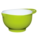 Colourworks Melamine Two Tone Mixing Bowl - 4 Litre