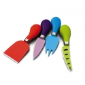 Kilo 4 Piece Cheese Knife Set