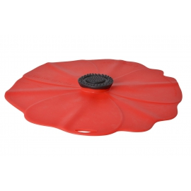 Charles Viancin Silicone Poppy Lid