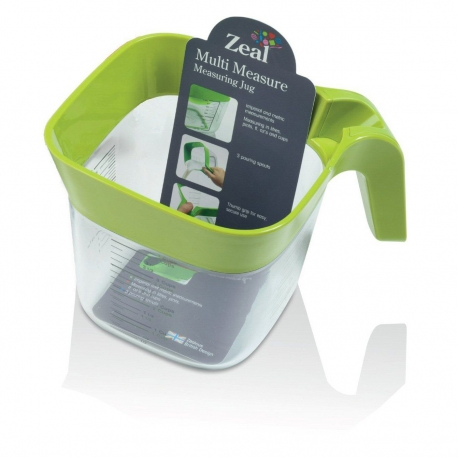 Zeal Multi Measure Measuring Jug