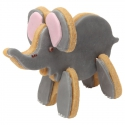 3D Elephant Cookie Cutter Set - 2pc
