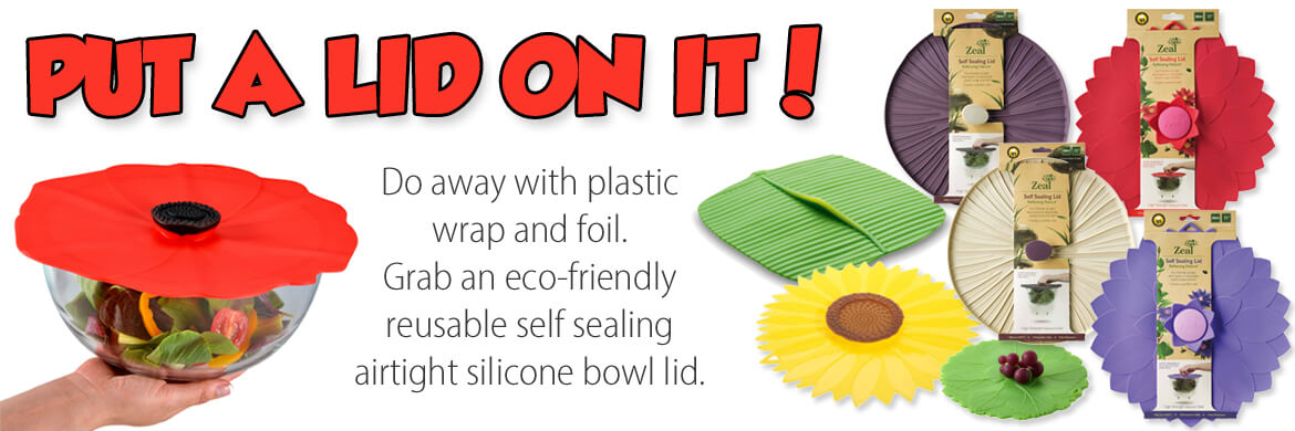 Self Sealing Silicone Bowl Covers